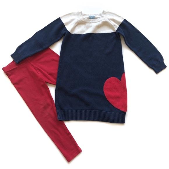 babyGap Heart Dress
